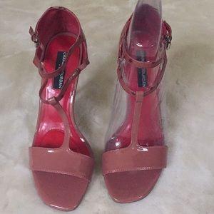 Charles Jourdan vintage pink shoes 👠